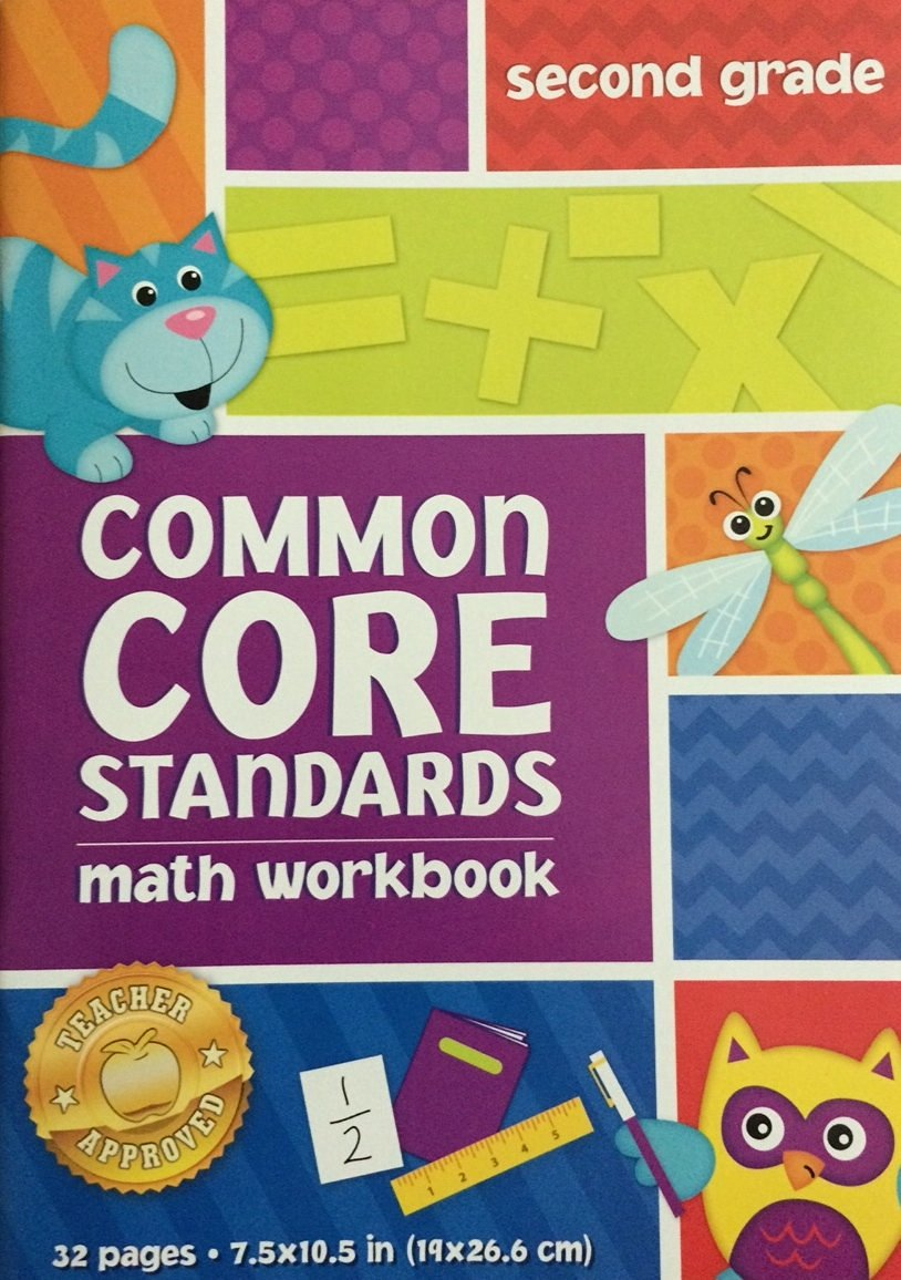 Buy Common Core Standards Workbook (Assorted, Grades & Subjects Vary ...