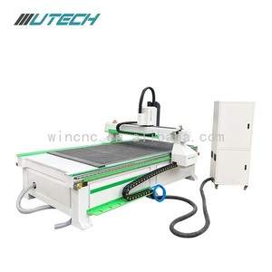 wood carver cnc router cutting 3d machine