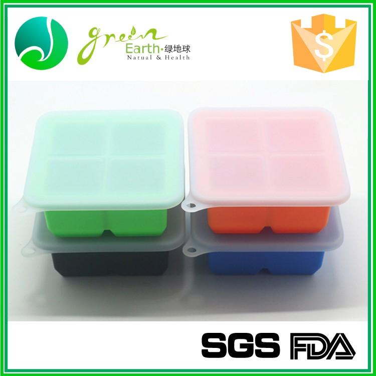 bac À glaçons et l'utilisation alimentaire silicone matériel