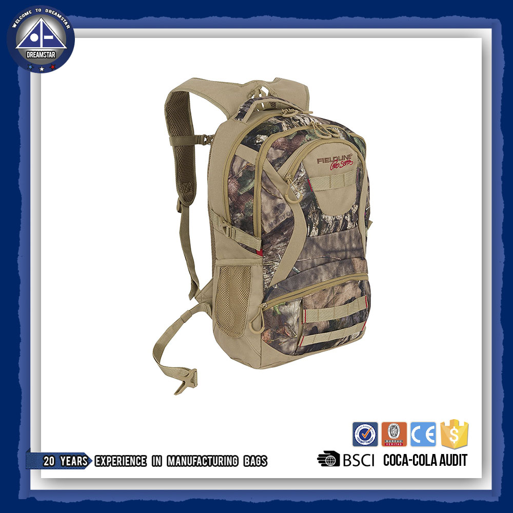2017 Newest Camouflage Men's Mossy Oak Breakup Country Pro Glenwood Canyon Frame Pack