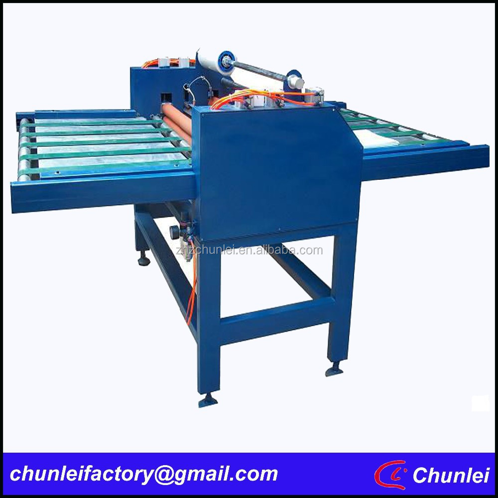 pvc steel sheet laminate machine (1m or 1.3m width)