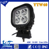 With 30000 Hours Service Life boat lighting 120w round led work light