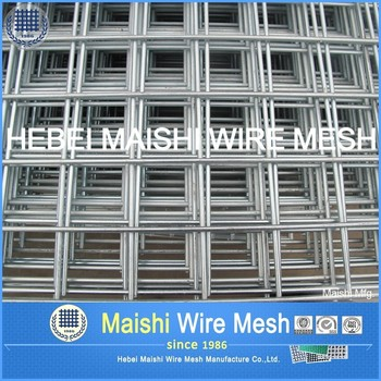 6x6 Concrete Reinforcing Welded Wire Mesh - Buy Welded Wire Mesh,6x6 ...