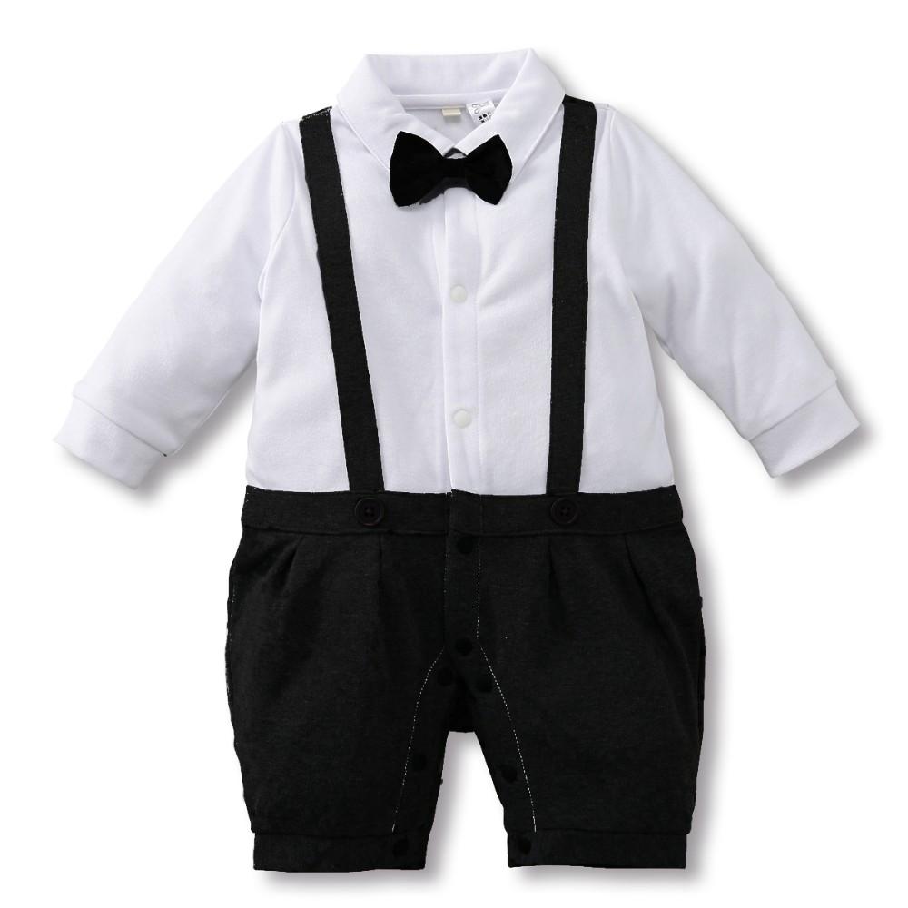 Baby Clothes Newborn Brand Black Infant