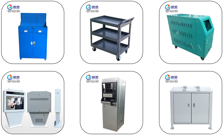 Bank ATM Self-service Equipment Body Sheet Metal Case