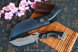 stainless steel rambo dive okapi knife tactical knife for combat