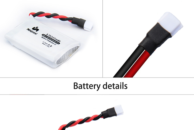 502030 Smallest ultra thin 3.7v 240mah lipo battery for Walkera QR Ladybird Mini CP S105 U816A