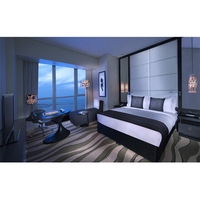 HO-032 5 Star Luxury Hotel Furniture Suite Custom Made Hotel Bedroom Set