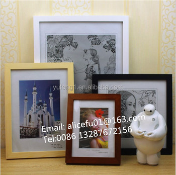 Wholesale China Factory 4x6 5x7 6x8 8x10 Wooden Ps Mdf A1 A2 A3 A4 Size  Picture Photo Frame - Buy Photo Frame,Picture Frame,Plastic Photo Frame