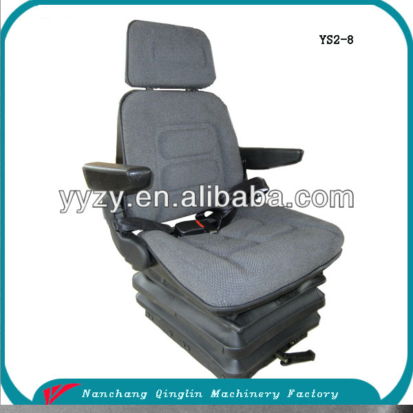 China Driver Seat Manufacturer Supply Crane Operator Chair
