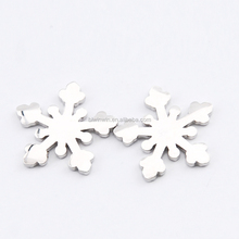 2017 hot sell snowflake fridge magnet making machine