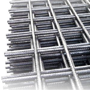 Concrete Reinforcement panel a252 brc wire mesh size