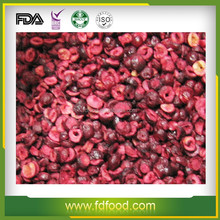 Well Sold Snack Products Natural Freeze Dried Sour Cherries