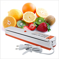 Hot110V 220V Automatic Electric Vacuum Packing Machine Food Vacuum Sealer Bags Machine Household Vacuum Packing Machine For Home