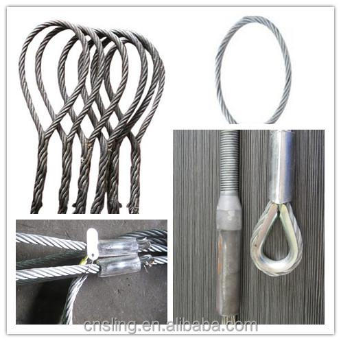 Braided Steel Cable Rigging,Wire Rope Rigging - Buy Steel Cable ...
