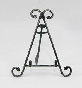 Easels, Decorative Easels from Easels by Amron, 7 Inches High (Iron)