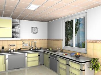 Commercial Kitchen Ceiling Tiles - Buy Commercial Kitchen ...