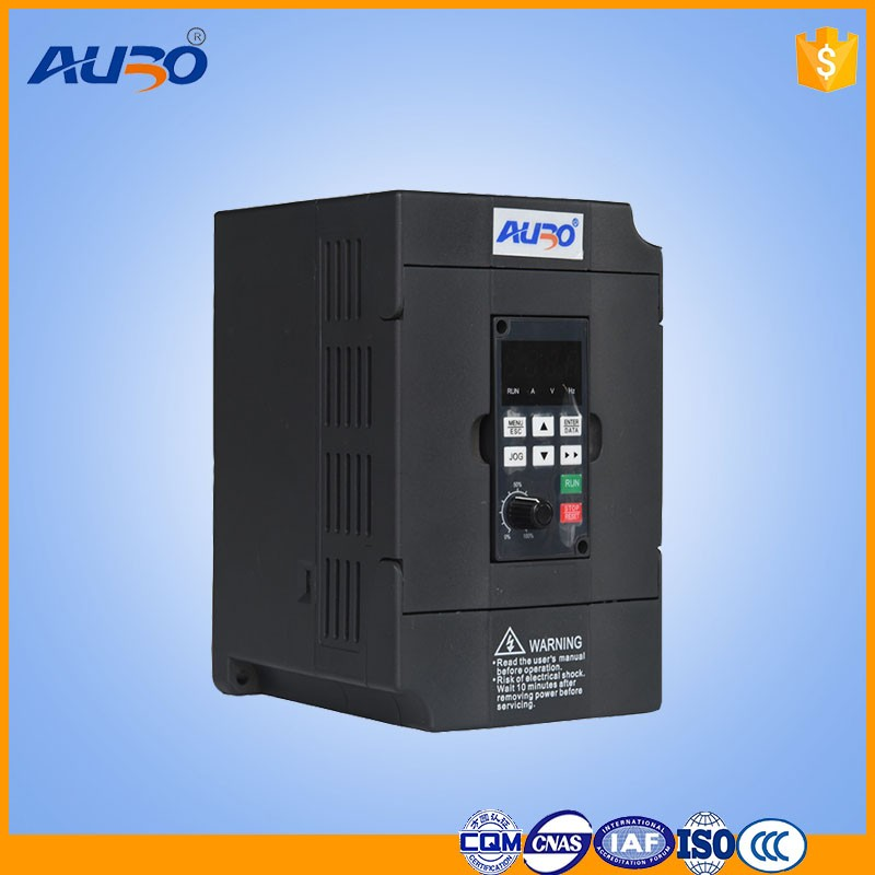 7.5kw Variable frequency drives/ Frequency converter/ power inverter/3phase inverter