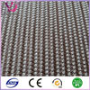 Cap mesh fabric for handbag hard netting fabric