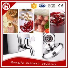 High quality stainless steel automatic Meat paste processing machine/Fish ball machine