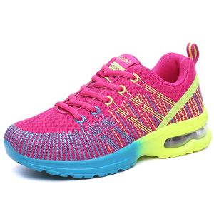 hot sale colorful women sport athletic shoes and sneakers