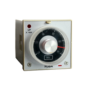 time relay timer SPDT 24VAC 24-240VAC/DC on delay 0.5S-100H H3BA-8