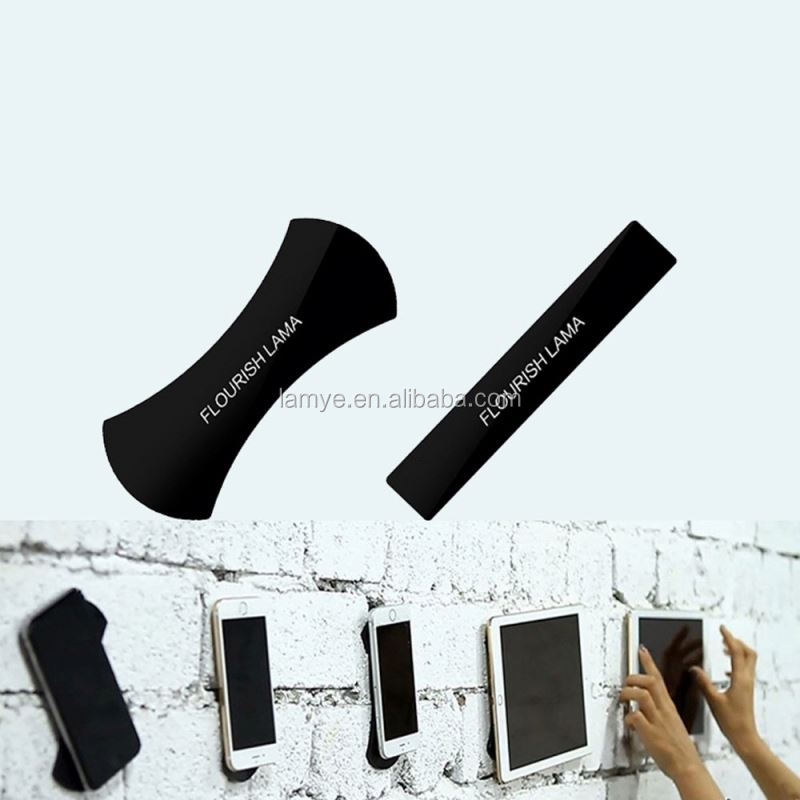 2 In 1 Gel Positioning Pads Sticky Mobile Phone / Pad Holder Trending Hot Product