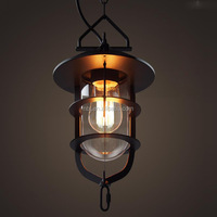 Wholesale price Industrial home decoration modern pendant lights with edison bulb ST64