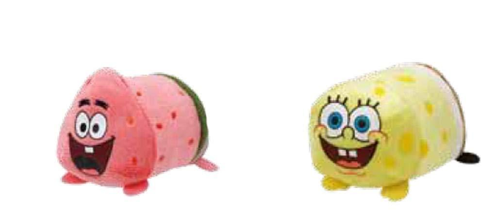 "2016 TY Teeny Tys PATRICK STAR from SpongeBob SquarePants  3/"" Stackable! New"