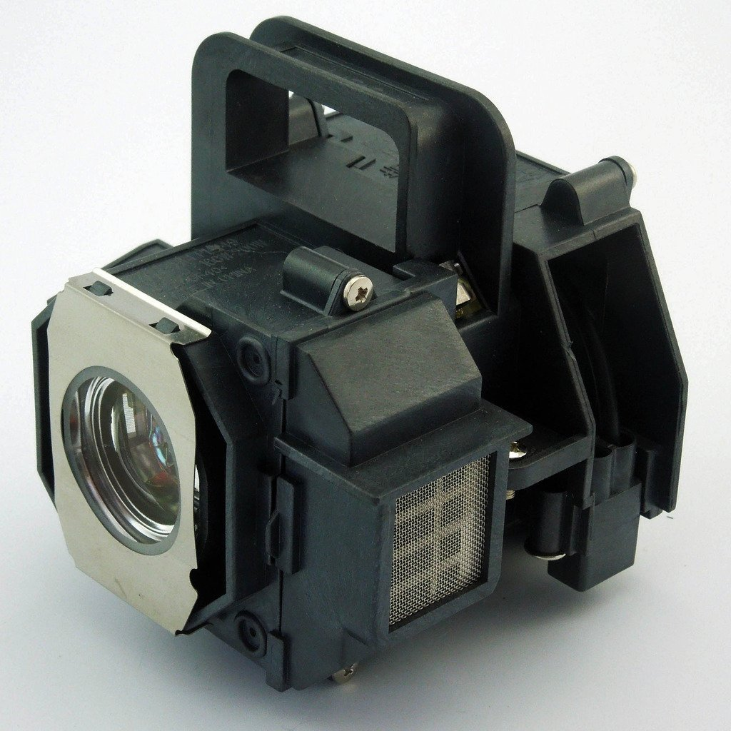 V13H010L49 Replacement Compatible Projector Housing for EPSON PowerLite Home Cinema 6100//6500UB//8100//8350//8500UB//8700UB Glamps ELPLP49