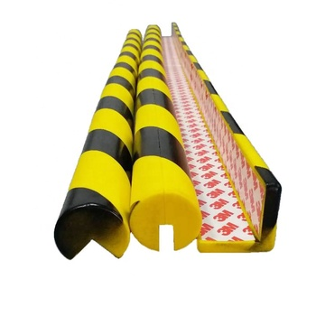 Safety Protection Polyurethane foam Bumper PU Edge Protector Anti Collision Strip