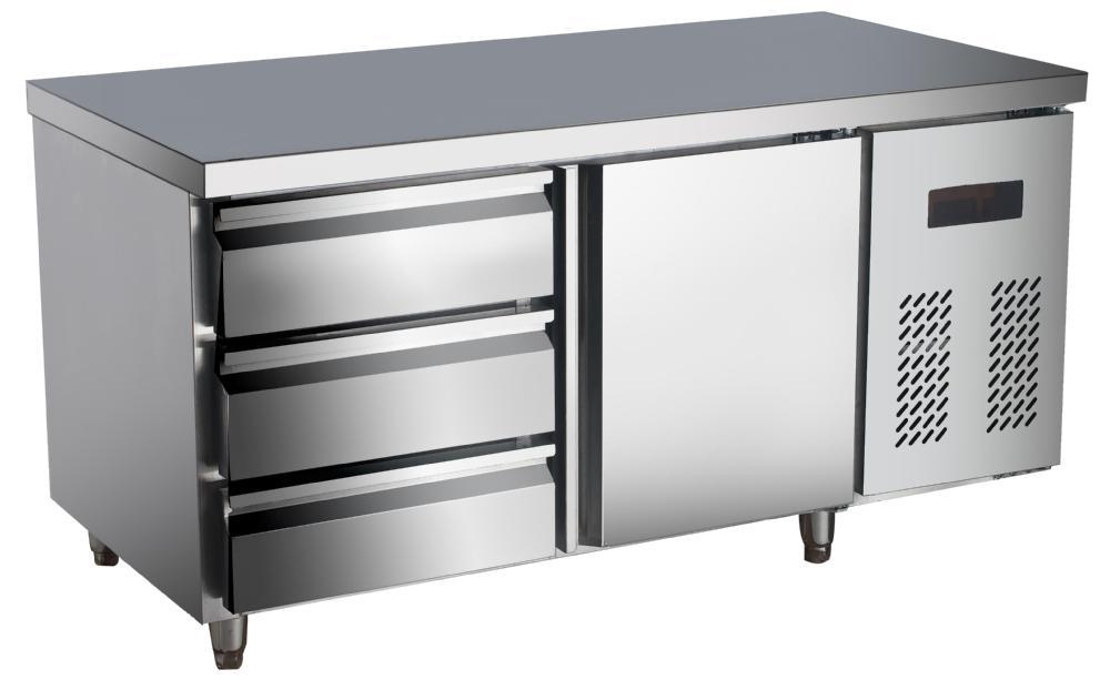 Restaurant Commercial Kitchen Freezer Cabinet
