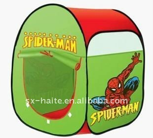 Spiderman pop up playhouse tent  sc 1 st  Alibaba & Spiderman Pop Up Playhouse Tent - Buy Playhouse TentPop Up House ...