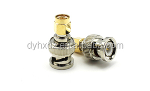 bnc male to sma male adaptor BNC to SMA adapter connector