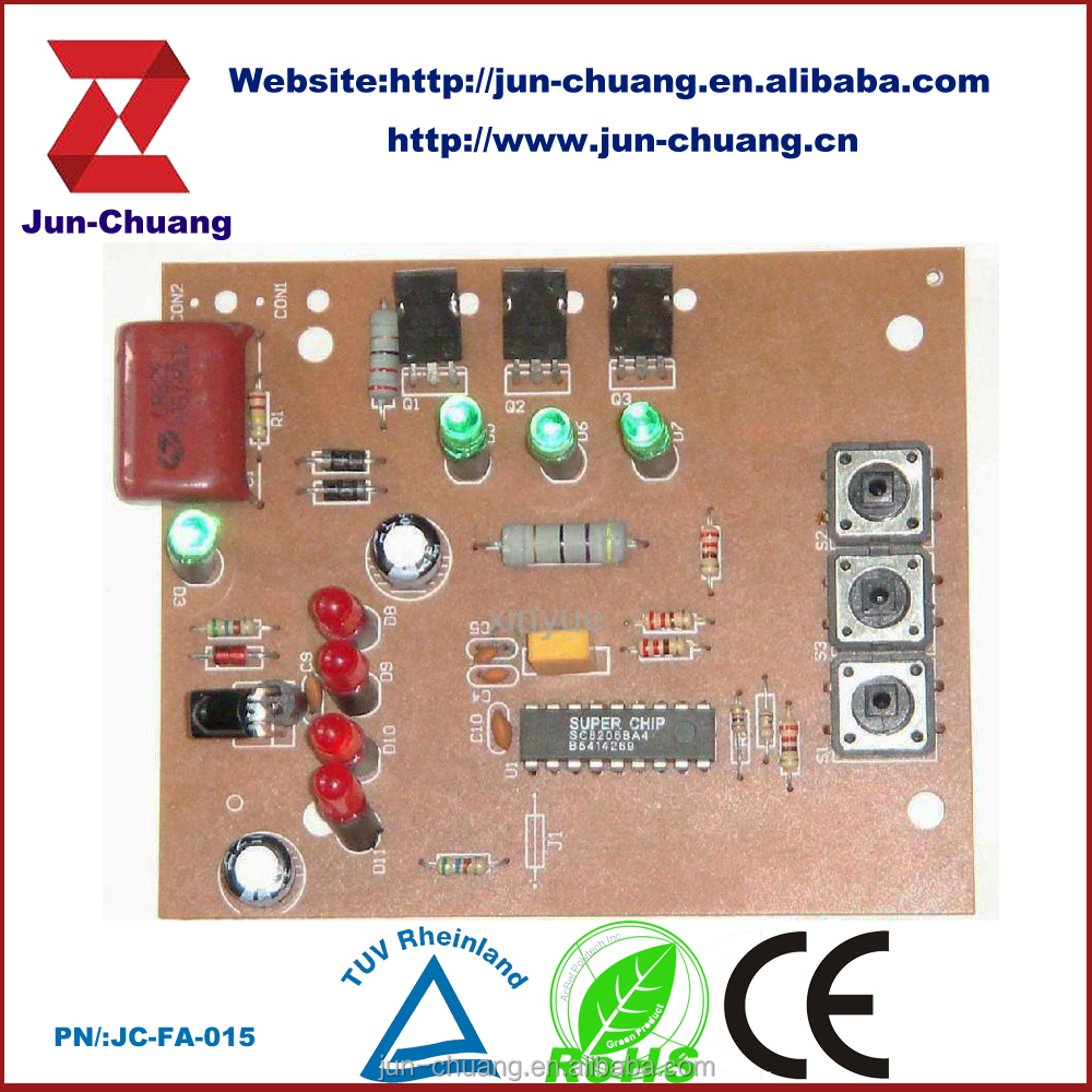 Circuit Board Epoxy Suppliers And Manufacturers Air Conditioner Control Boardled Board94v0 At