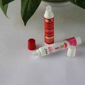 8ml ,10 ml ,12 ml Lipstick Cosmetic Type and Screen Printing cosmetic tube packaging