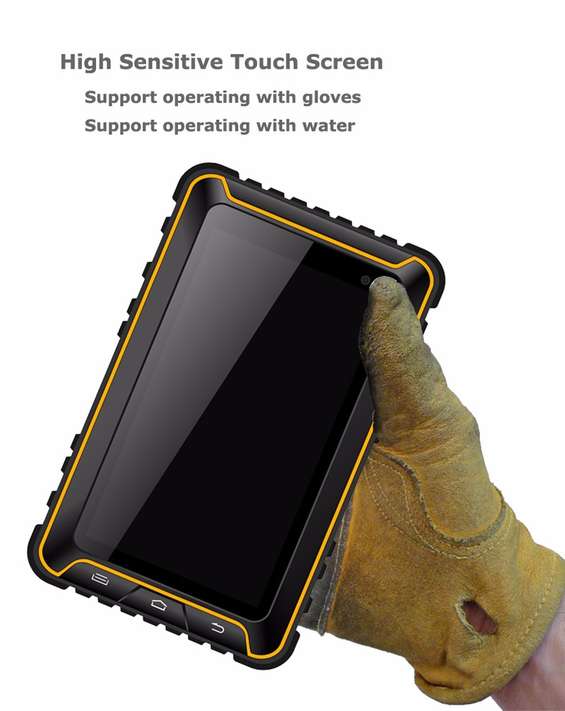 Rugged Tablet PC IP67 Android Waterproof phone Shockproof