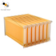auto plastic beehive frame automatic honey flow bee hive with 7 frames