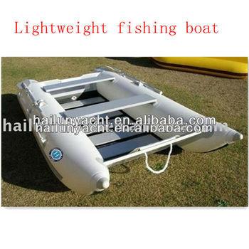 Inflatable catamaran fishing boat for sale buy catamaran for Catamaran fishing boats for sale