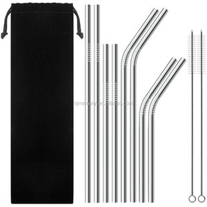 stainless steel straws with customized logo