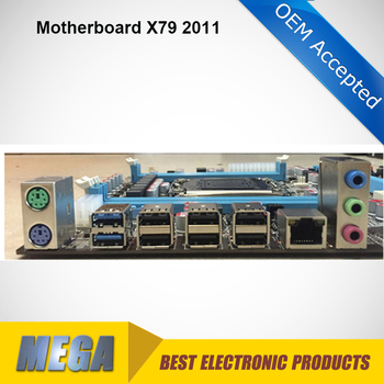 China Oem Intel Lga 2011 X79 Ecc Motherboard For Desktop
