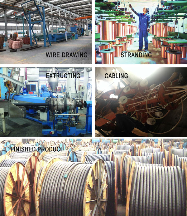 Aluminum Conductor Overhead Cable--- Service Drop Cable