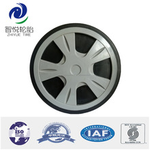 200 mm wheel plastic wheel lawn mower tires