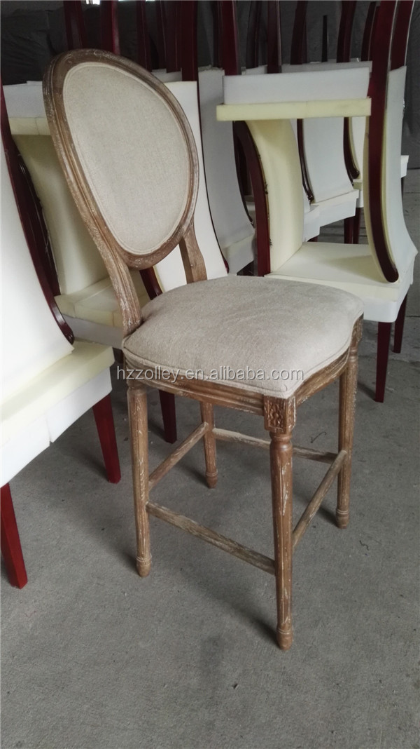old country oval linen dining arm wooden dining furniture - Vintage Wooden Dining Chairs