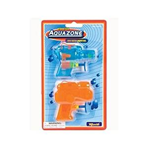 ToySmith Aquazone Mini Water Squirters 2 pack Novelty
