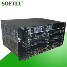 Latest networking device 5u chassis GPON OLT equipment