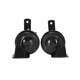 CHSKY Car Horn 12 Volt Loudness Universal Long Life Time Loud Klaxon for Bosch Snail Horn Car Accessories