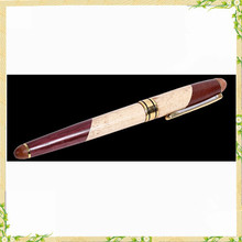 2016 new products colorful high quality ball point wood pen