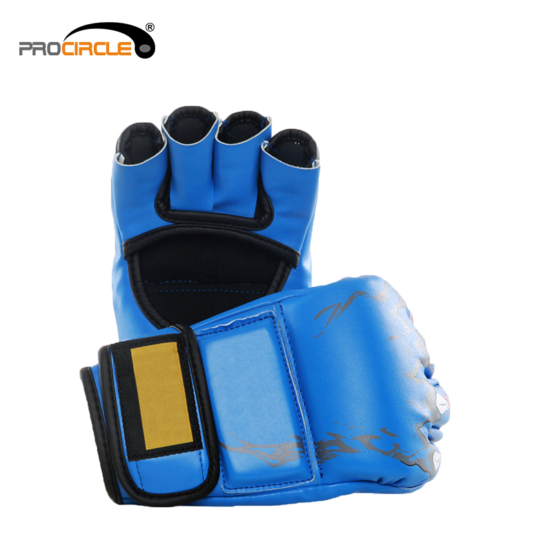 MMA PU Custom Boxing Gloves Winning Boxing Gloves