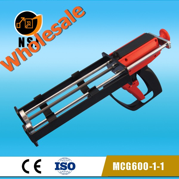 600ml-1-1 Manual Epoxy dual Component Applicator glue Caulking Gun